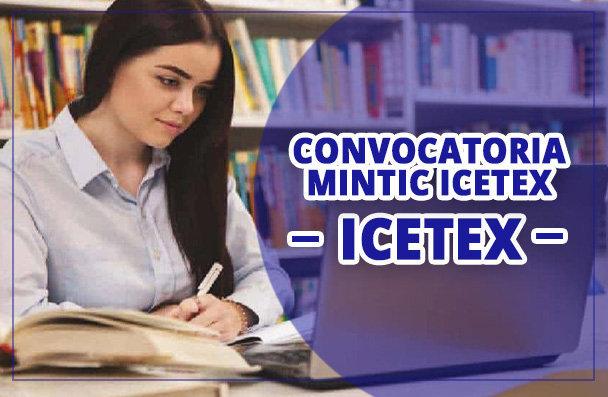Convocatoria para MINTIC icetex